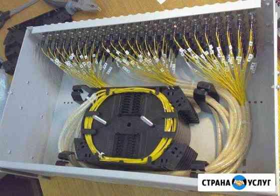 Оптический кабель Хабаровск