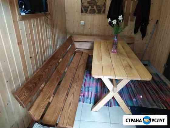Изготовление дачной кухонной мебели Погар