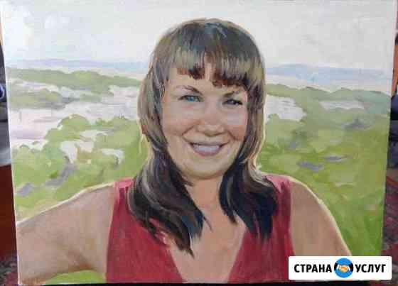 Портрет на заказ Сызрань