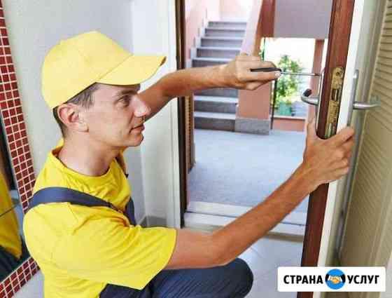 Мастер на час Сборка Мебели Сантехник Электрик Красноярск