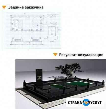 Памятники. Профессиональное выполнение Симферополь