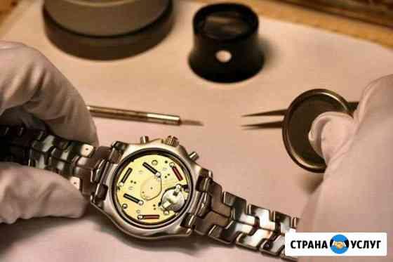 Ремонт часов и замена элементов питания Псков