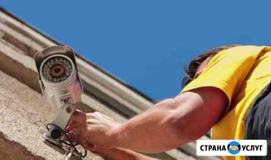 Видеонаблюдение. Пожарные и Охранные системы Красноярск