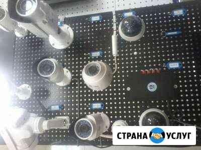 Установка Видеонаблюдения,Видеодамофона. Уд.доступ Тула