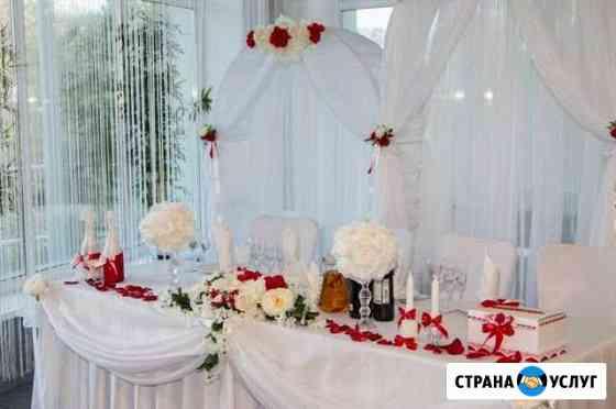 Оформление свадеб декоратор Тверь