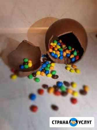 Шоколадные яйца Иваново