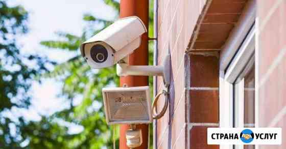 Видеонаблюдение для Вашего дома Южноуральск