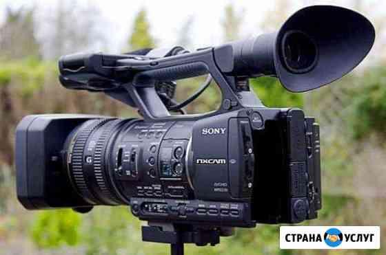 Видеосъёмка,Видеооператор,full HD Тверь
