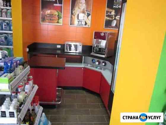 На заказ кофе модуль в офис, кофе зона на АЗС Улан-Удэ