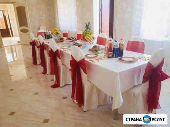 Прокат столов и стульев Грозный