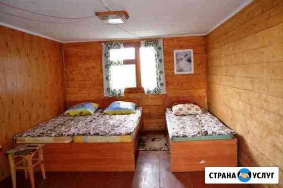 Комфортабельное жилье на курорте озеро Шира Шира