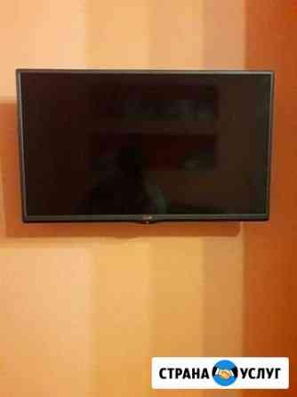 Ремонт телевизоров и микроволновок Владикавказ