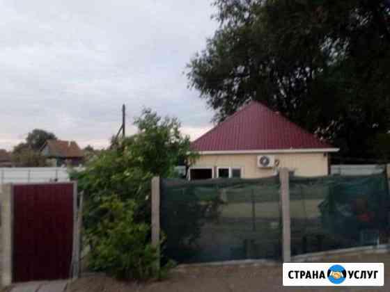 Рыбалка и отдых в Астрахани Тамбовка