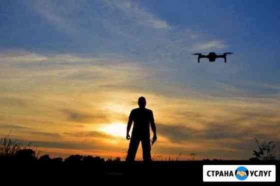 Аэросъемка объектов недвижимости, рекламная съемка Саранск