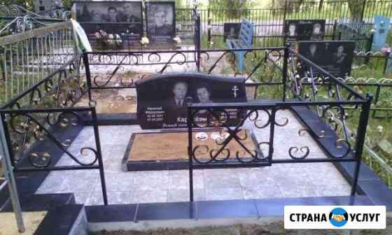Памятники (ип Анохин) Бор