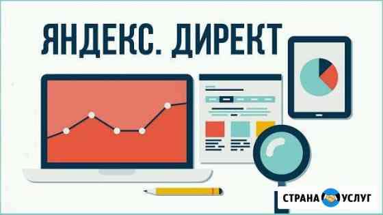 Настройка Яндекс Директ Чебоксары