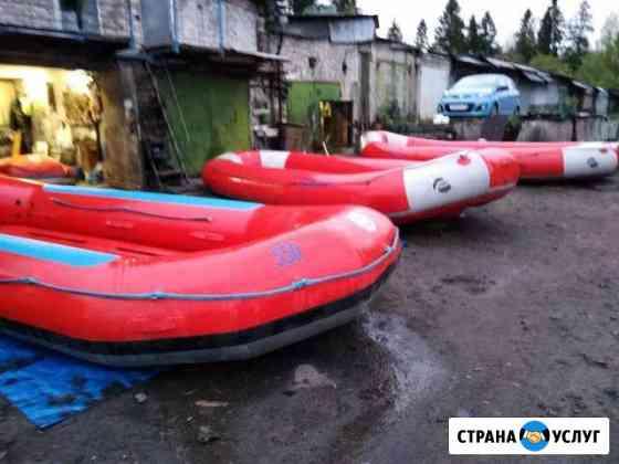 Прокат снаряжения для водного туризма Петрозаводск