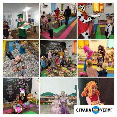 Детская игровая Детишник club, аниматоры Йошкар-Ола