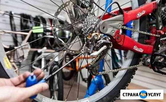 Ремонт велосипедов Барнаул