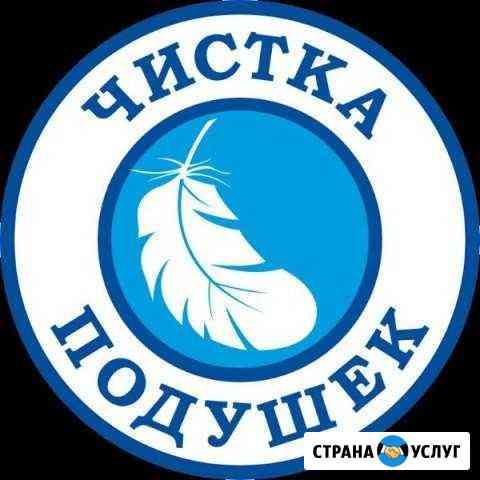 Чистка - реставрация подушек Кузнецк