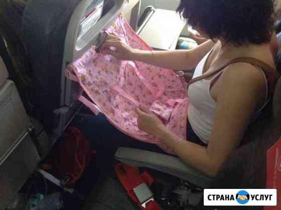Гамак в самолет Калининград