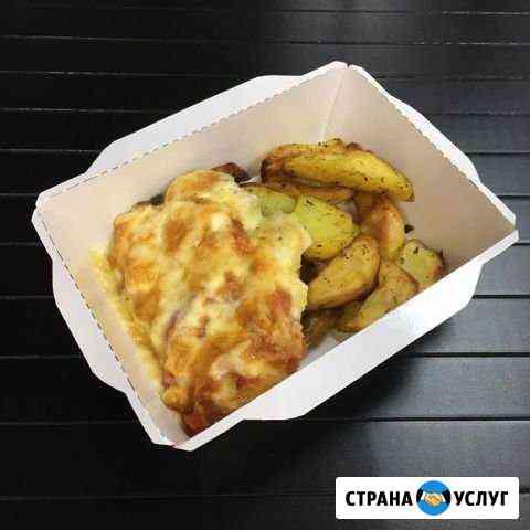 Доставка обедов в офисы Барнаул