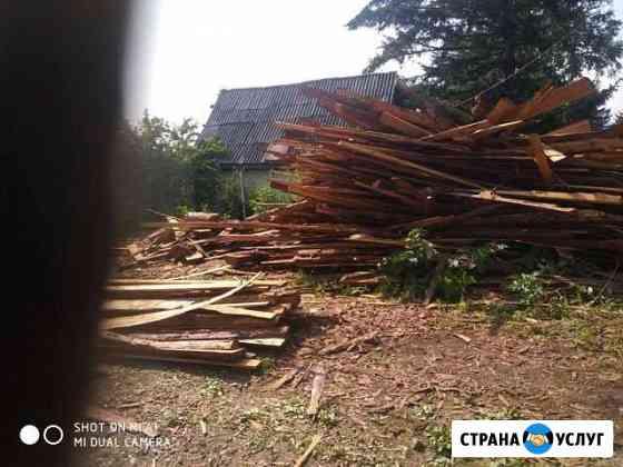 Продам дрова и пиломатериалы Новобурейский