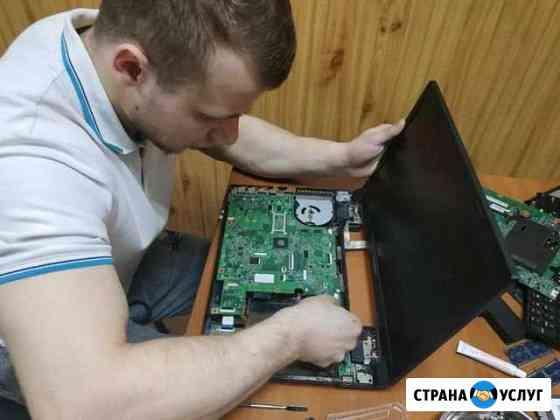 Ремонт Компьютеров Установка Windows Владивосток