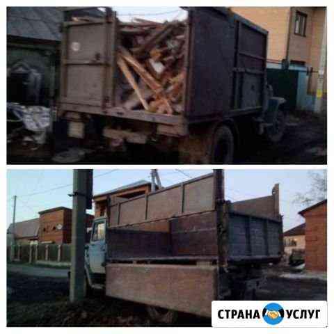 Вывоз мусора Томск