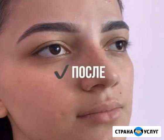 Обучение бровистов. Курсы наращивания ресниц и шуг Владикавказ