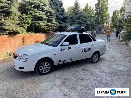 Брендирование Яндекс такси Убер лайтбокс Махачкала
