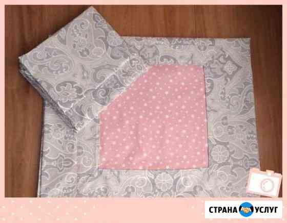 Пошив на заказ детского текстиля, постельного бель Севастополь