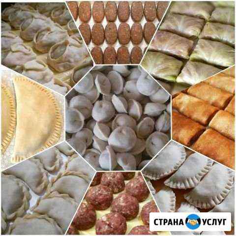 Домашние полуфабрикаты ручной лепки Обнинск