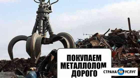 Металлолом. Вывоз металлолома Моршанск