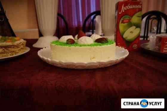 Торты домашние на заказ Белгород