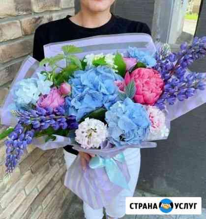 Цветы, букеты, композиции, шары Ижевск