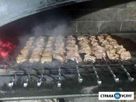 Принимае заказы шашлыков любого вида доставка по г Астрахань