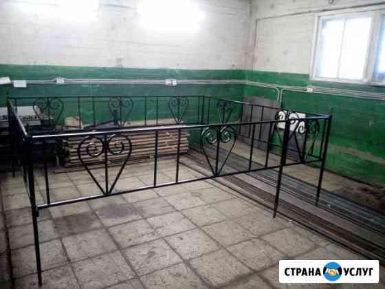 Изготовление оград Сыктывкар