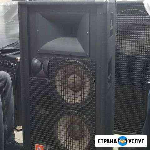 Аренда звука 6 кВт для концертов, мероприятий, бан Кызыл