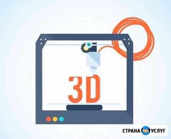 Услуги 3D печати Кострома