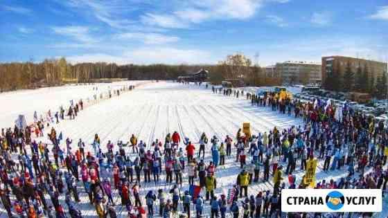Аэросъемка (качественное видео с воздуха) Томск
