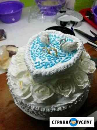 Торты, пироги на заказ Псков