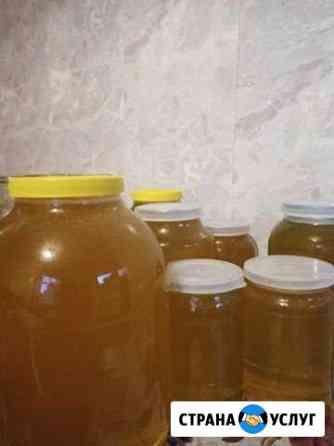 Продается цветочный мёд со своей пасеки в Задонско Липецк
