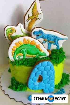 Торты и десерты на заказ Ялта
