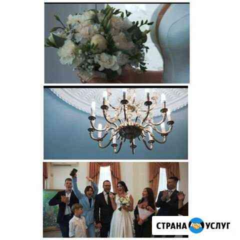 Видеосъёмка свадеб, аэросъемка Липецк
