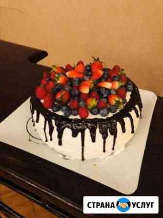 Домашние торты на заказ Курск