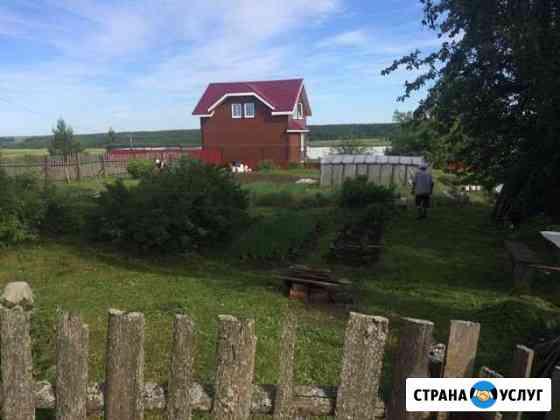Покос травы Вологда