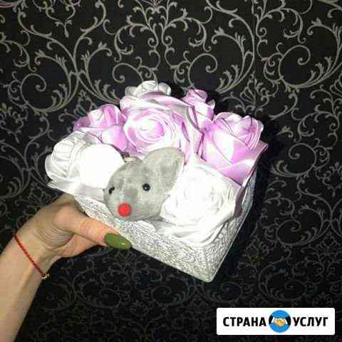 Цветы в подарок Рыбинск