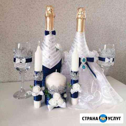 Свадебное шампанское Ижевск