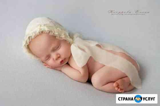 Съемка новорожденных, выписка из роддома Вологда